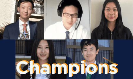 2021 NSDA National Qualifier – Vancouver District